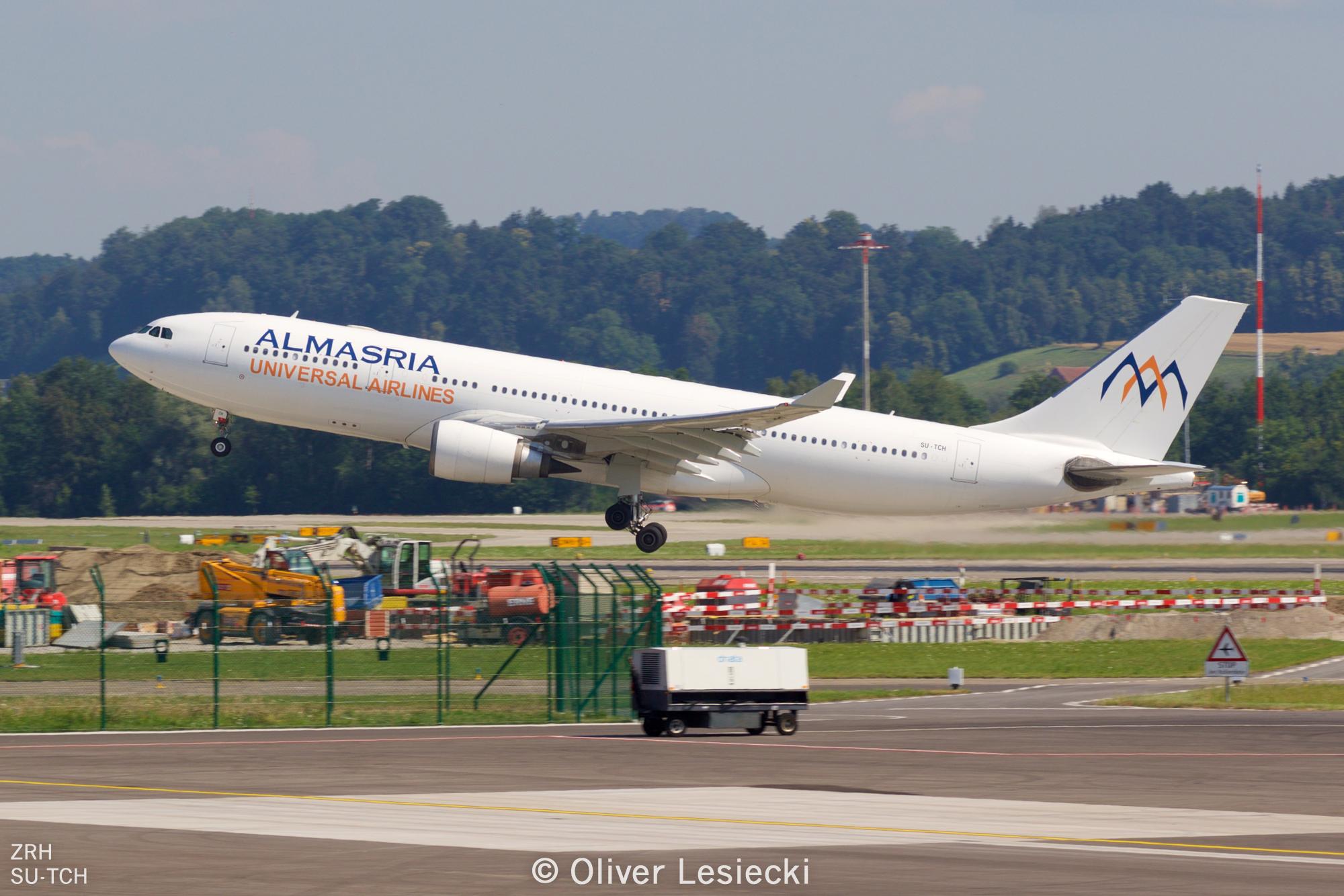 AlMasria_A330_SUTCH_05_ZRH_140718